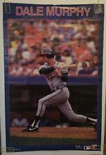 Dale Murphy Vintage Poster Atlanta Braves Baseball Memorabilia Pin-up Starline