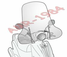 PARE-BRISE YAMAHA COMPLET D'ELIGHT 125 Flipper 50 2013-17 GIVI 2114A + A2114A