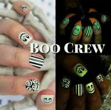 Color Street BOO CREW Nail Polish Strips BRAND NEW Halloween GLOW IN THE DARK