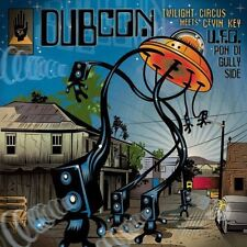 Dubcon - UFO Pon Di Gullyside [New CD]