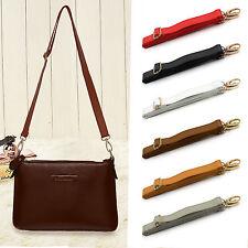Replacement Leather Bag Adjustable 120cm Shoulder Strap DIY Cross Body UK STOCK