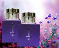 "2 x Jericho Premium ""RESTORING DAY CREAMS""! A Dead Sea ANTI-AGEING INVESTMENT!"