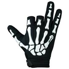 Exalt Paintball Death Grip Gloves - White - Medium