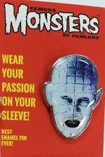 Famous Monsters PINHEAD Enamel Pin Hellraiser NEW