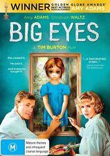 Big Eyes (Dvd) Biography, Crime, Drama Film, Amy Adams, Christoph Waltz Movie