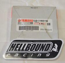 OEM Yamaha YF450F MX bike 2003-2009 stock standard ring set for stock piston