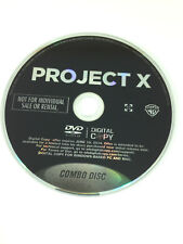 Project X - DVD Disc Only - Replacement Disc