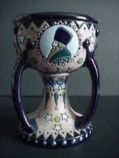 Amphora Vase Art Nouveau Bohemia Portraits Unique