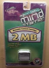LeapFrog Quantum Leap Never-Ending Mind Station 2Mb Cartridge Nip Replacement