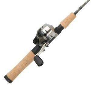 Shakespeare® Micro Series Spincast Combo Reel Handle and Fishing Rod Graphite
