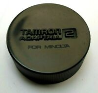 Tamron Adaptall Lens rear Cap for Minolta MC SR MD bayonet lens mount