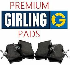 Audi A3 Mk1 |96-03| 1.6, 1.8, 1.8T & 20V Quattro 1.9 TDI Girling Rear Brake Pads