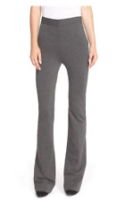 NWT Theory Garreto Fixture Ponte Pant in Charcoal in Size 2