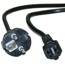 6ft European Notebook/Laptop Power Cord, Europlug or CE 7/7 to C5 10W1-15306