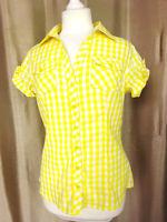 Chemise blouse femme été Terranova ITALIE NEUVE Taille S FR36 US4 UK8 EUR34