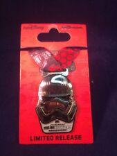 Run Disney 1/2 Half Marathon Star Wars Dark Side Pin 2018 Medal Captain Phasma