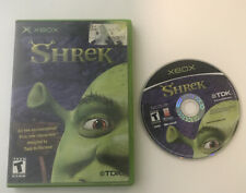 Shrek (Microsoft Xbox, 2001) No Manual