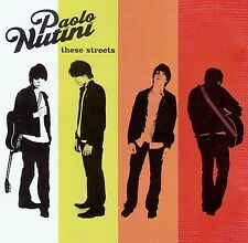 Paolo Nutini: these streets/CD (ATLANTIC/WARNER MUSIC 2006)