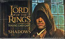 LOTR TCG Shadows Booster Box 36 packs Sealed