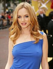 HEATHER GRAHAM 8X10 GLOSSY PHOTO PICTURE