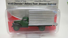 Classic Metal Works 1/87 HO 1941-1946 Chevy Delivery Brewster Green Cab 30320