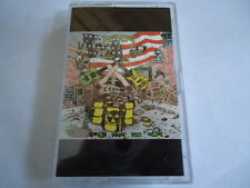 NEW NOT US Think What You Want US VINTAGE 1988 TAPE Cassette C25 WILD RAGS NOTUS