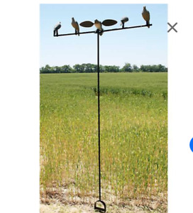 MOJO Outdoors Dove Tree Dove Decoy Mounting Pole with Carrying Bag new