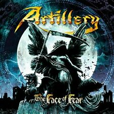 ARTILLERY - THE FACE OF FEAR (special edition) [ JEWEL CASE + SLIPCASE]