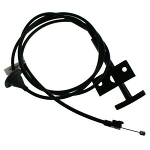 OEM NEW Front Hood Release Latch Cable & Pull Handle Mustang Cougar E3ZZ-16916-A