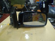 02 03 MITSUBISHI LANCER Passengers RIGHT side Mirror Used Power BLACK