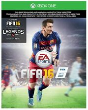 FIFA 16 Xbox One Full Digital Game - DOWNLOAD + 1 Month Free EA Access