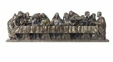 """Large The Last Supper Sculpture Statue Figurine - 29"""" Long - WE SHIP WORLDWIDE"""
