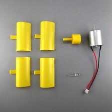 Mini Mikro Wind Generator Wind-Motor kleine Windkraftanlage DIY Wissenschaft XD