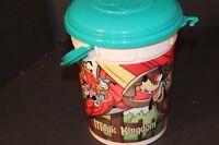 Walt Disney World Parks Magic Kingdom Barnstorm 2016  Popcorn Bucket Souvenir