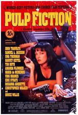 PULP FICTION -MOVIE PROMO 24X36 POSTER TV FILM ACTION CRIME TARANTINO WALL ART!!