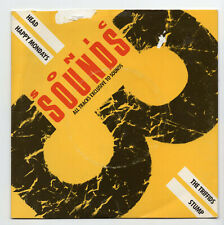 (V656) Sonic Sounds 3, Head/Happy Mondays etc - 1987 - 7 inch vinyl A1/B1