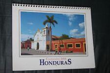 Honduras 2004 Collectible Calendar Spanish Scenic Souvenir