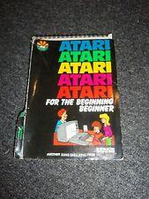 Atari for the Beginning Beginner Book