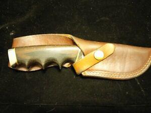 Vintage Gerber Model 400s Presentation Series Hunting Knife