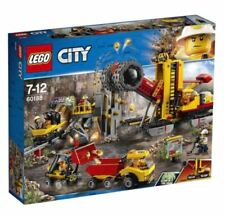 [LEGO] City Mining Experts Site 60188 2018 Version Free Shipping