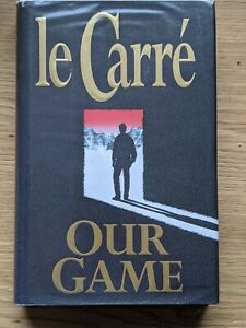 Our Game by John Le Carre, SIGNED 1st Ed