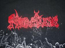 Merciless Shirt Death Thrash Metal XL Nihilist