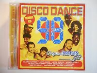 DISCO DANCE 2 x CD '98 REMIX ! - ORIGINAL ARTISTS  || CD ALBUM | PORT 0€ !