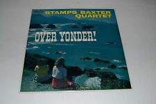 Stamps Baxter Quartet - Over Yonder! - Word Records W-3090-LP - FAST SHIPPING!