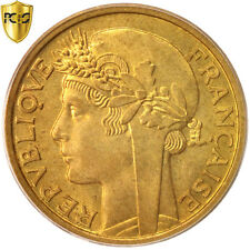 [#96544] French West Africa, Franc, 1944, Paris, PCGS, MS64, Aluminum-Bronze