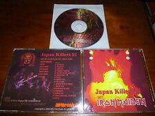 Iron Maiden / Japan Killer 81 ORG Rare!!!!! B6
