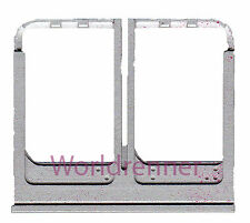 Sim Dual Bandeja S Tarjeta Lector Soporte Card Tray Holder HTC One M8 Dual