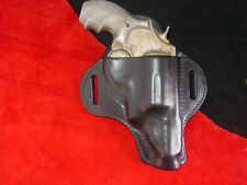 Smith & Wesson Governor  black  leather holster Kwik & Free