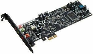 ASUS Sound Card PCI Express 5.1 Channel Gaming Audio XONAR DGX ASM   XYZ
