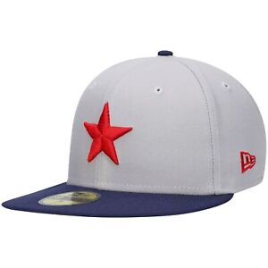 Detroit Stars New Era Cooperstown Collection Turn Back The Clock 59FIFTY Fitted